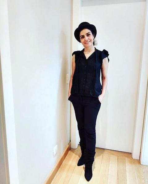 Летисия Сабателла (Латиффа). Фото скриншот: instagram.com/leticia_sabatella/