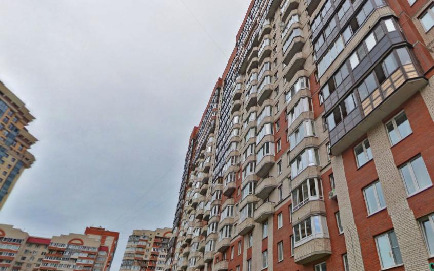 Трагедия произошла в одном из домов на Пулковской улице. Фото Яндекс.Панорамы