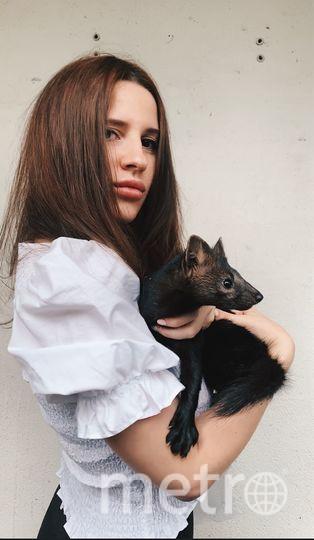 Евгения и Умора. Фото предоставила Евгения Федорченко