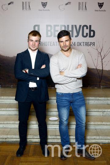 Макар Запорожский с братом Кириллом. Фото Игорь Харитонов.