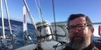 Житель США совершил кругосветное путешествие на паруснике в одиночку