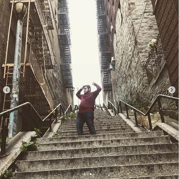 Снимок из соцсети. Фото скриншот из Instagram: @nicster216