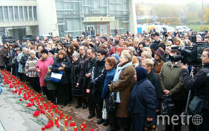 Памятная церемония, посвящённая 17-й годовщине со дня трагедии в театральном центре на Дубровке пройдёт в столице 26 октября. Фото Предоставлено организаторами