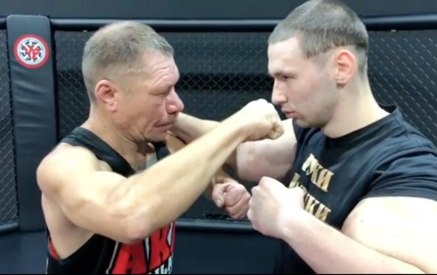 Скриншот видео www.instagram.com/ruki_bazuki_official.