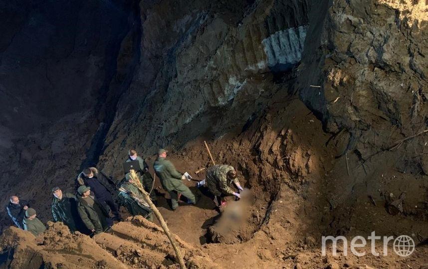 Погибших нашли вблизи одного из дачных массивов в Раменском районе. Фото СК РФ