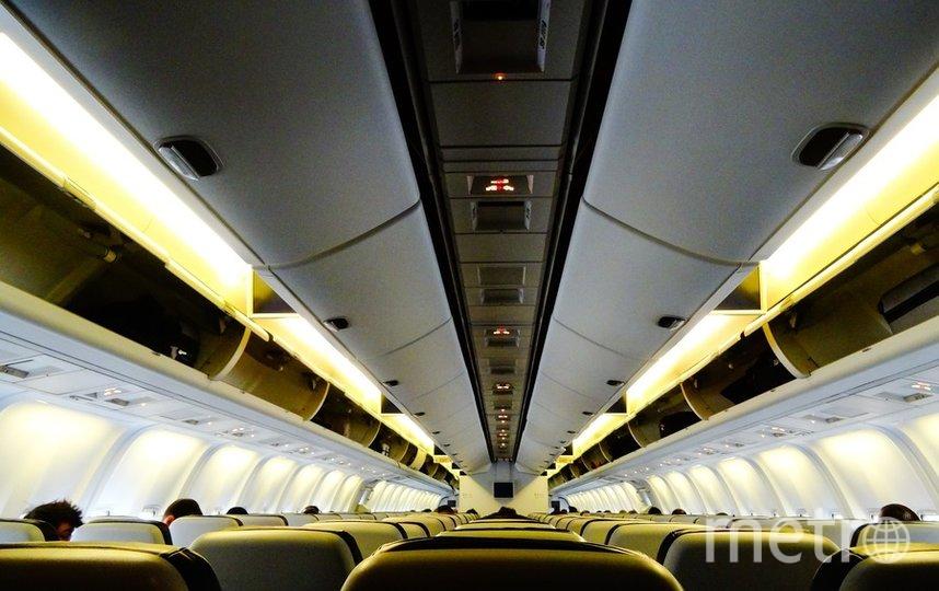 Спрос на путешествия в самолёте бизнес-класса среди россиян вырос на 8,7%. Фото Pixabay