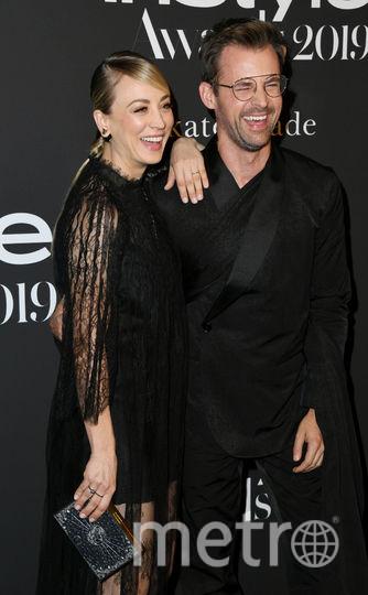 Кейли Куоко и Бред Горески. Фото Getty