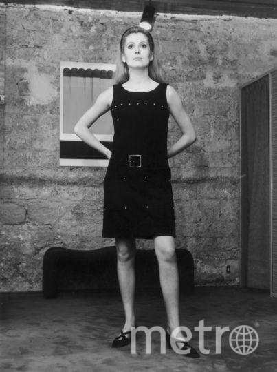 Катрин Денев в молодости. Фото Getty
