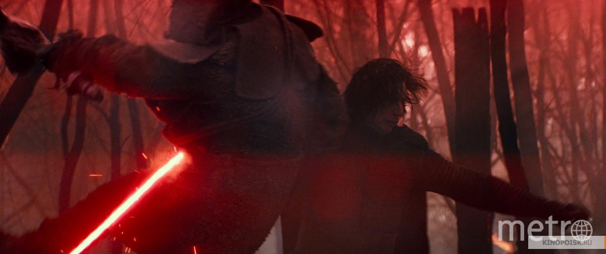 """Кадр из фильма """"Звездные Войны: Скайуокер. Восход"""". Фото """"WDSSPR"""", kinopoisk.ru"""