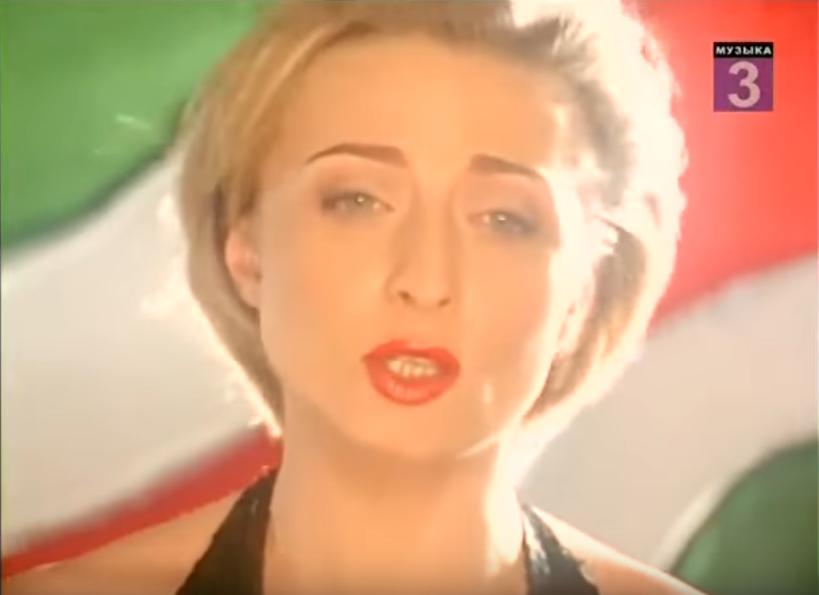 Татьяна Овсиенко в молодости. Фото Скриншот Youtube