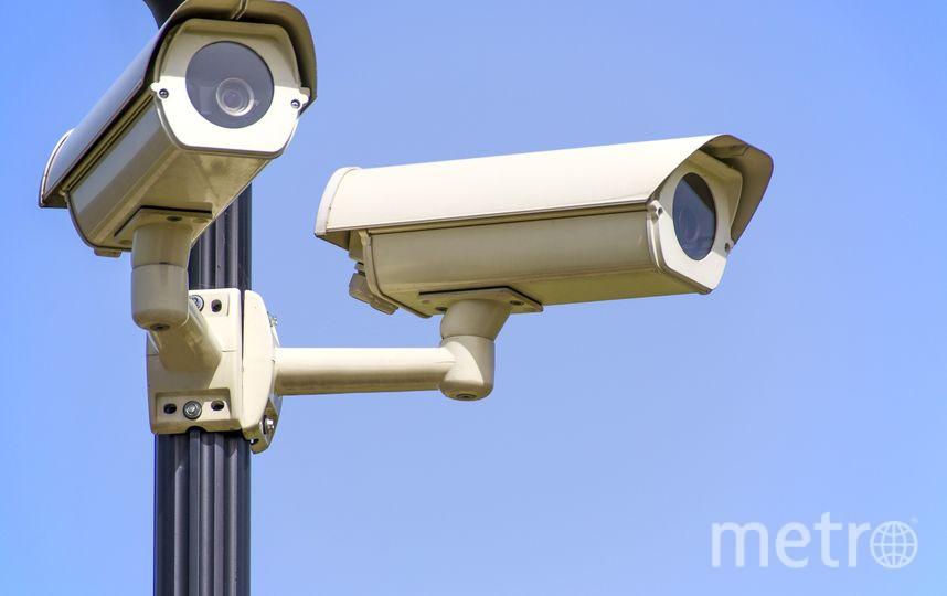 Камеры видеонаблюдения. Фото Pixabay