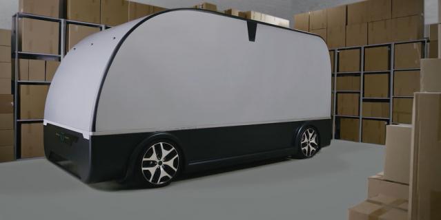 Прототип шаттла.