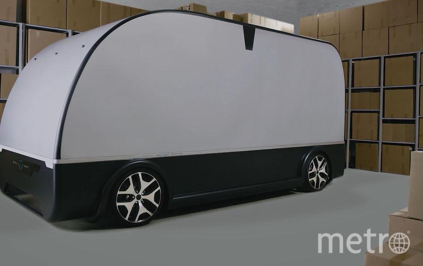 Прототип шаттла. Фото Предоставлено компанией