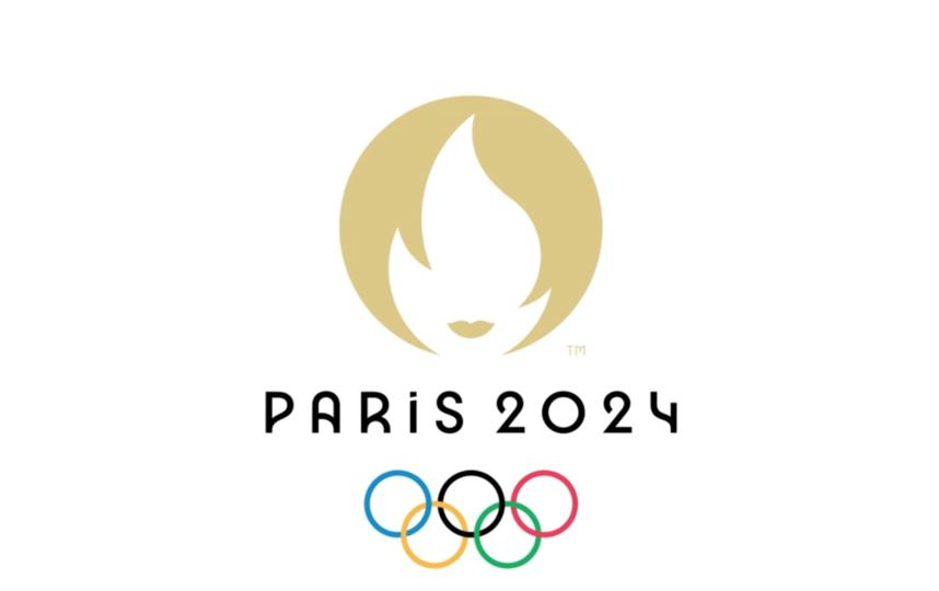 В Париже представили логотип Олимпиады-2024. Фото Скриншот @paris2024