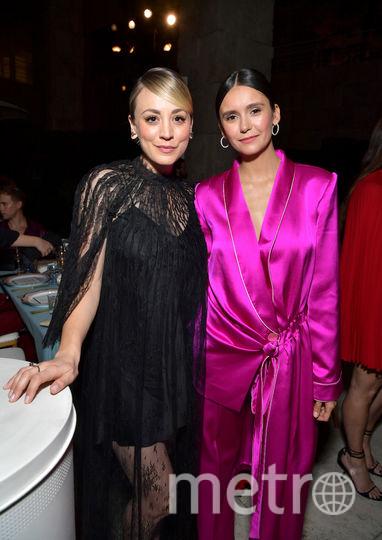Кейли Куоко и Нина Добрев. Фото Getty