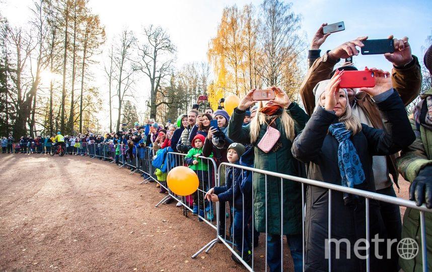 """20 октября в самом большом парке Европы, в музее-заповеднике """"Павловск"""" состоялся полумарафон. Фото предоставлено организаторами"""