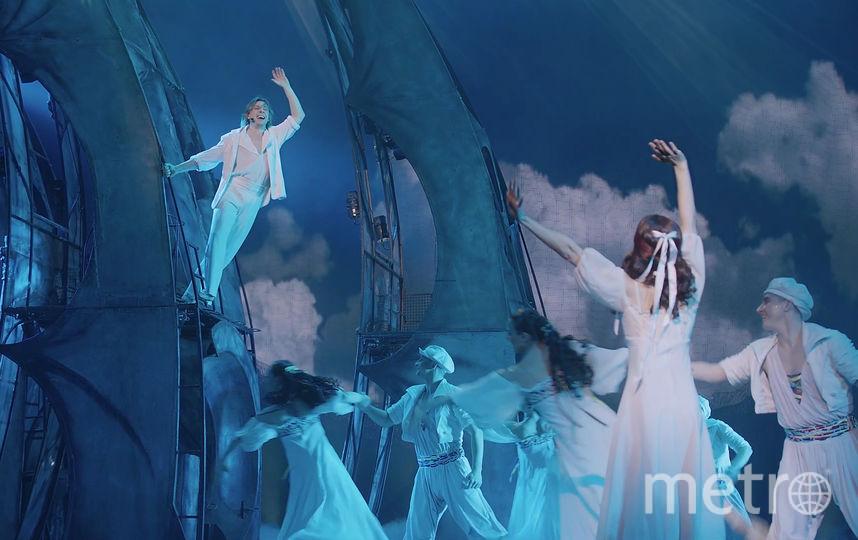 Сцена из мюзикла. Фото фото предоставлено пресс-службой мюзикла «Монте-Кристо», Предоставлено организаторами