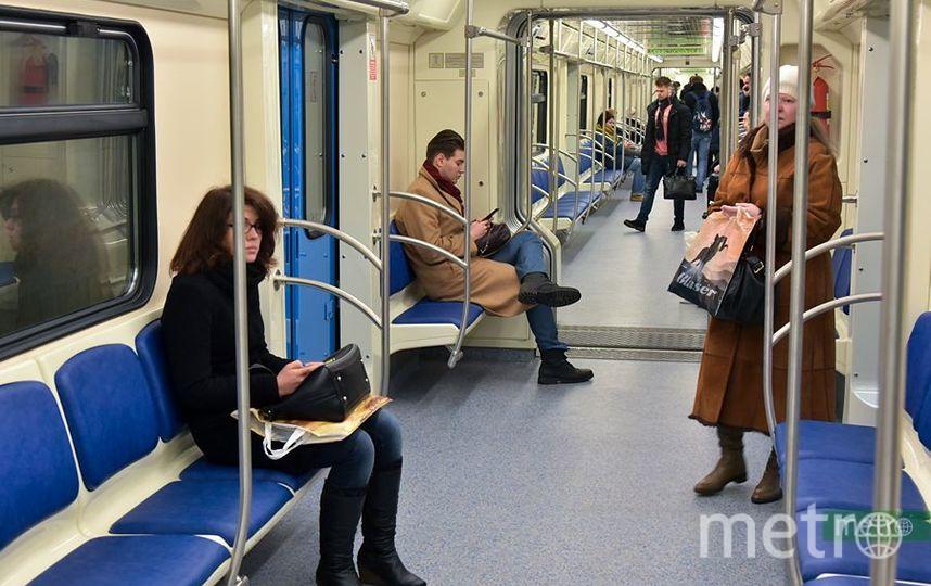 Московский метрополитен, архивное фото. Фото Василий Кузьмичёнок