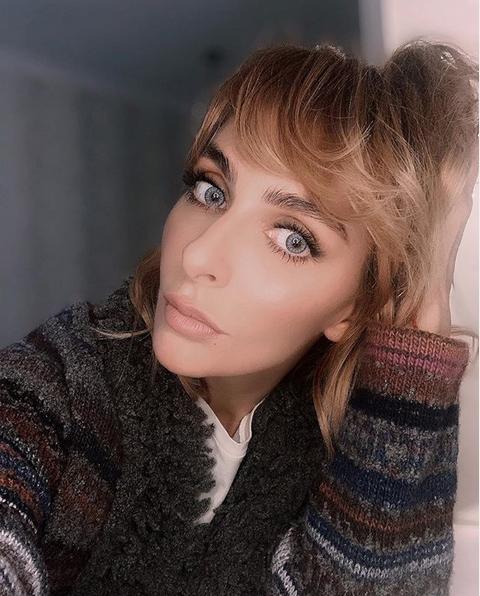 Екатерина Варнава. Фото скриншот: instagram.com/kativarnava/