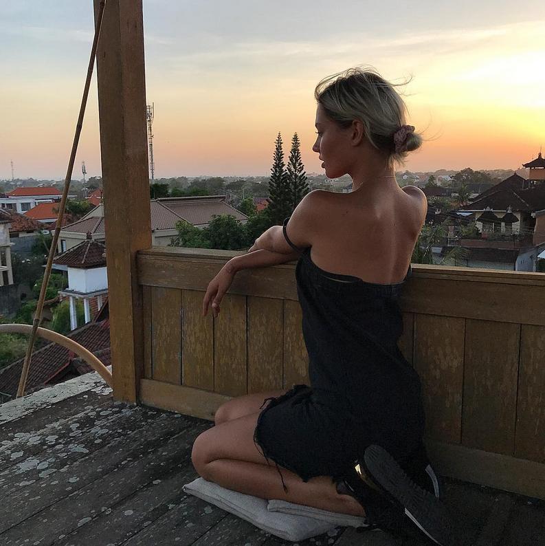 Алеся Кафельникова. Фото Скриншот Instagram: @kafelnikova_a