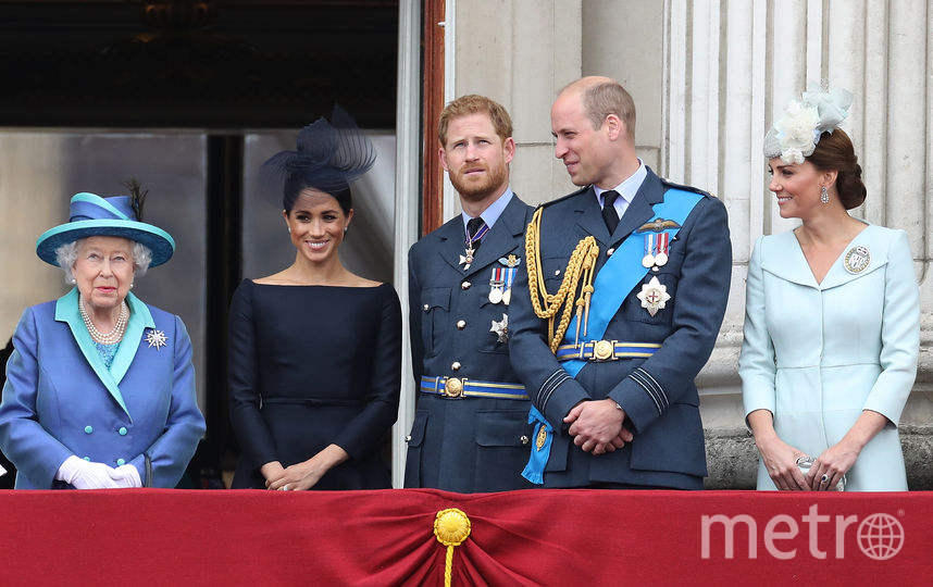 День монарха летом 2018 года. Фото Getty