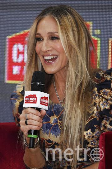 Сара Джессика Паркер. Новые фото, сделанные в Мельбурне. Фото Getty