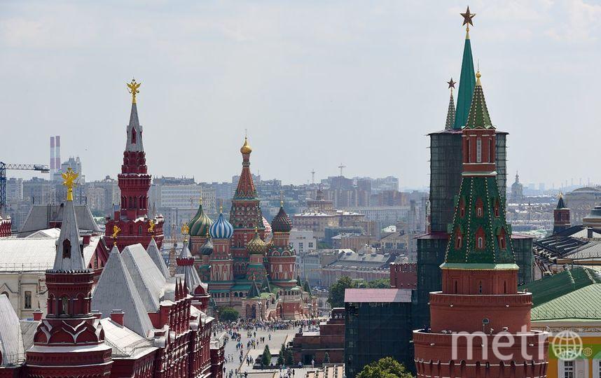 Погода в Москве: Синоптики ожидают новые температурные рекорды. Фото Василий Кузьмичёнок