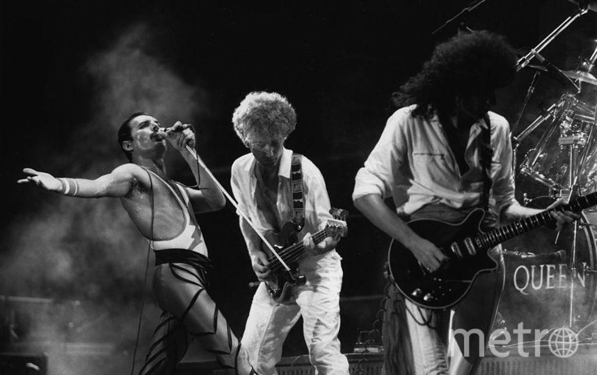 Группа Queen. Фото Getty