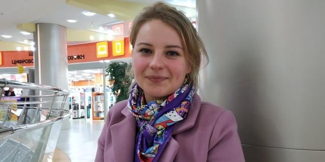 Екатерина, юрист, 25 лет.