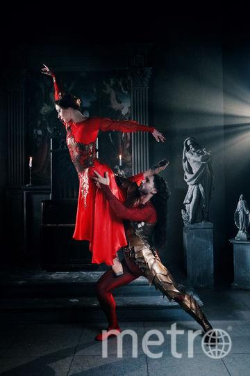 "Балет ""Дракула.Начало"". Фото Предоставлено организаторами"