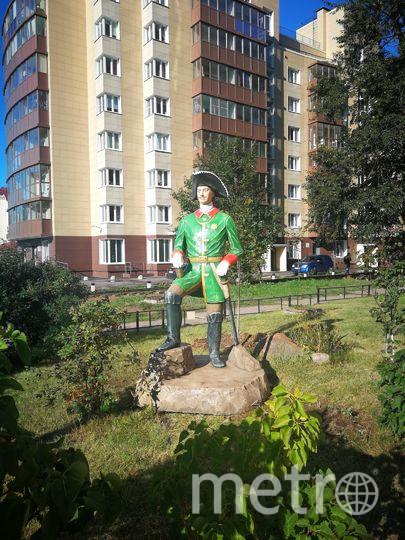 """""""Петр I"""". Фото  vk.com/mokolomjagi, mokolomyagi.ru"""