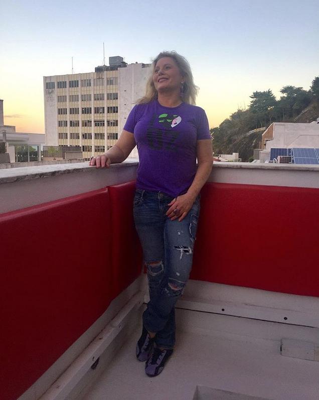 Вера Фишер. Фото Скриншот Instagram: @verafischeroficial