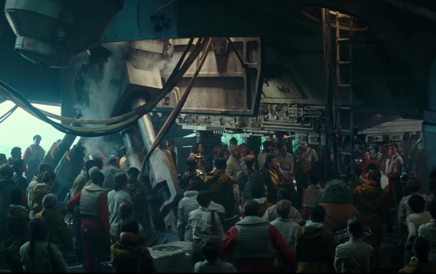 Скриншот трейлера. Фото Walt Disney Pictures, kinopoisk.ru