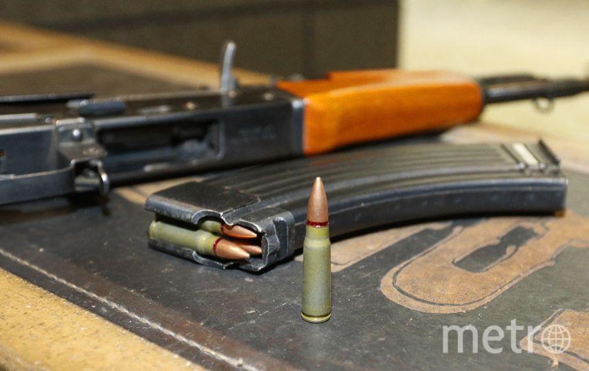 Солдат устроил стрельбу в воинской части. Фото Getty
