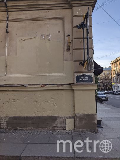 В галерее осталась только одна фреска. Фото Олег Лукьянов