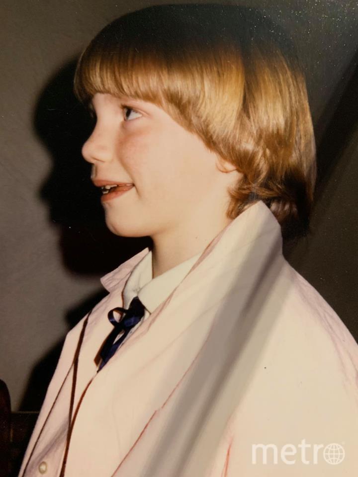 Марике, детские годы. Фото Facebook/marieke.vervoort