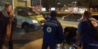 В Петербурге на набережной Обводного канала пешеход попал под колеса авто
