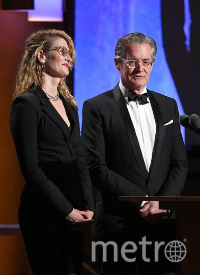 Лора Дерн и Кайл Маклахлен. Фото Getty