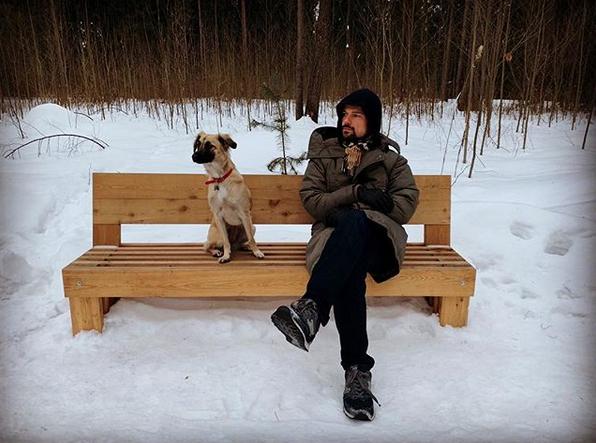 Данила Козловский. Фото скриншот: instagram.com/danilakozlovsky/