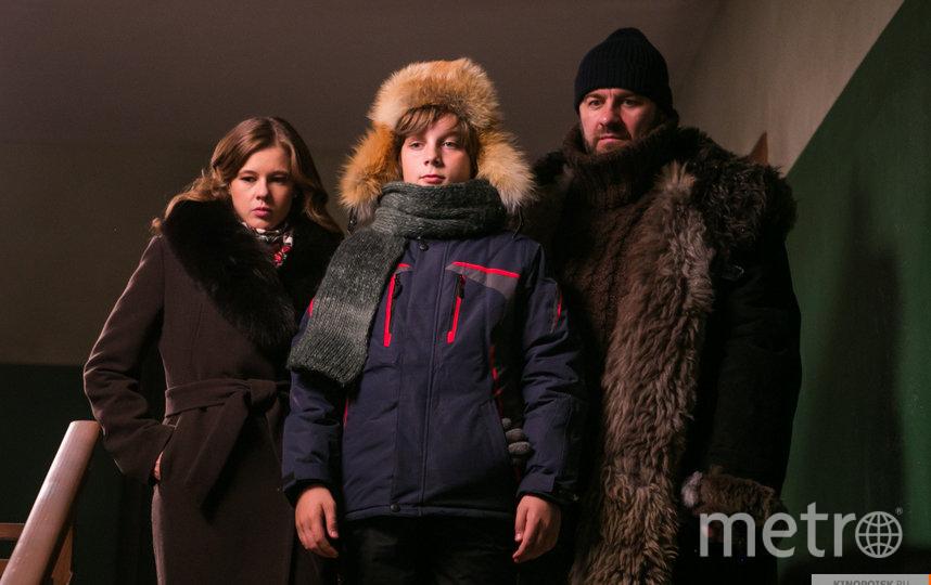 """Кадр из сериала """"Полярный"""". Фото ТНТ"""
