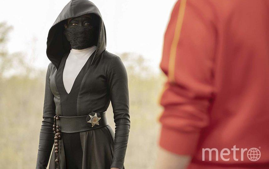 """Кадр из сериала """"Хранители"""". Фото HBO"""
