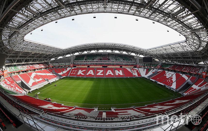 """""""Казань Арена"""" может принять Суперкубок УЕФА в 2022 или 2023 году. Фото Getty"""