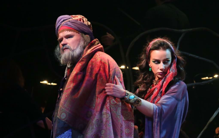 "Опера ""Алеко"". Фото mosdmm.ru"