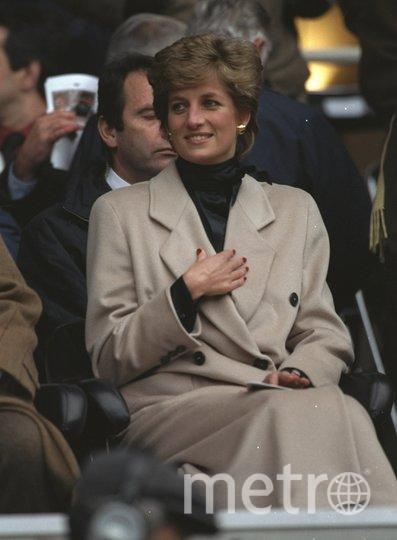 Принцесса Диана. Фото Getty