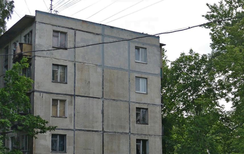 Улица Стасовой. Фото Яндекс.Панорамы