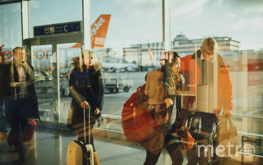 Аэропорт. Фото Pixabay