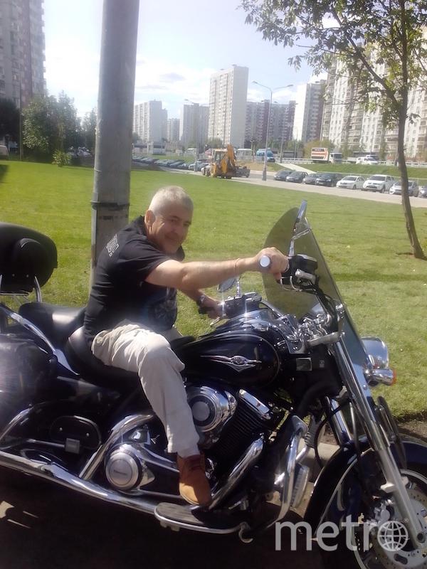 """Я тебе не дедушка, я – байкер"". Фото Сергей Карнилин (57 лет), ""Metro"""