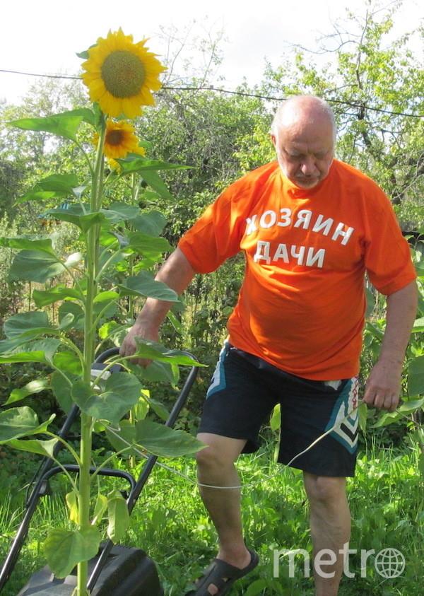 """""""Я тебе не дедушка, я – хозяин дачи"""". Фото Юрий Сергеевич (78 лет), """"Metro"""""""