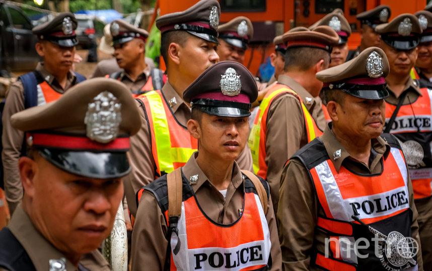 Тайская полиция, архив. Фото Getty