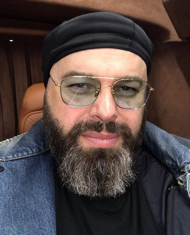 Максим Фадеев. Фото Скриншот Instagram: @fadeevmaxim